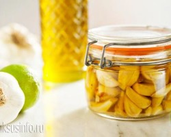 Яблочный уксус, мёд и чеснок – волшебное средство от болезней