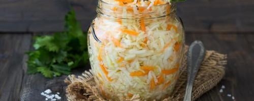 Лучшие быстрые рецепты маринованной капусты с уксусом