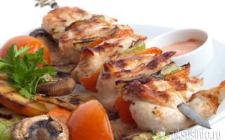 Идеальный маринад с уксусом для сочного шашлыка из курицы