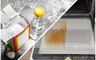 Чистим духовку уксусом: самые эффективные рецепты
