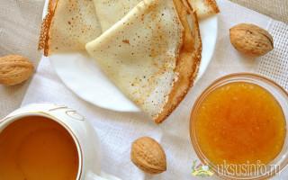 Проверенные рецепты вкусных блинов с уксусом и содой