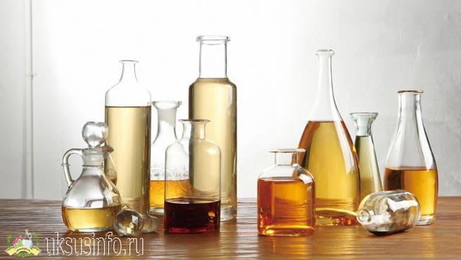 Как правильно развести уксусную кислоту