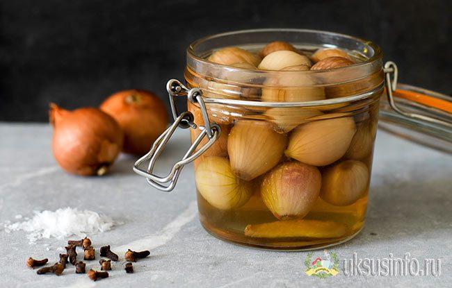 Рецепт со сладким маринадом