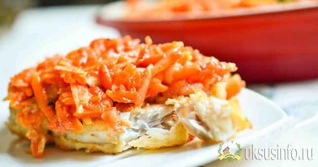 Классический рецепт уксусного маринада для рыбы