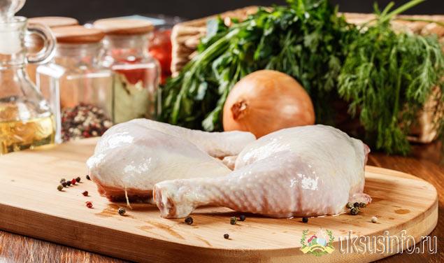 Классический маринад для куриного шашлыка