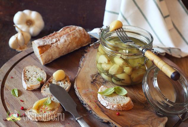 Рецепт маринада по-французски